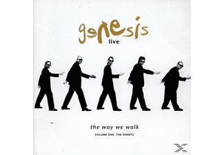 Genesis - Live-The Way We Walk Vol.1 - (CD)