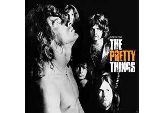 The Pretty Things - Introducing The Pretty Things [CD]
