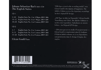 Glenn Gould - Jub Ed: English Suites, Bwv 806-811 - (CD)