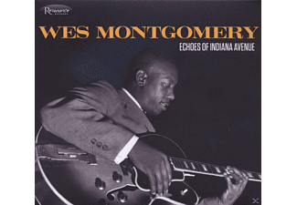 Wes Montgomery - Echoes Of Indiana Avenue [CD]