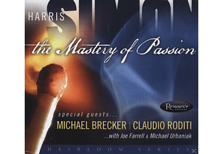 Simon Harris - The Mastery Of Passion [CD]