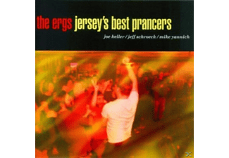 The Ergs - Jersey's Best Prancers - (CD)
