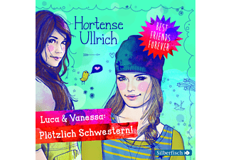 Various - Best Friends Forever: Luca & Vanessa: Plötzlich Schwestern! - (CD)