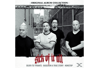 Sick Of It All - Original Album Collection [CD]