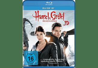 Hänsel und Gretel - Hexenjäger - (Blu-ray 3D)
