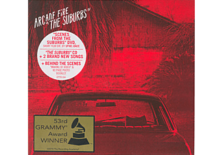 Arcade Fire - Scenes From The Suburbs (CD + DVD)