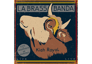 LaBrassBanda - Kiah Royal [CD]
