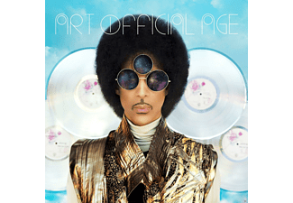 Prince - Art Official Age CD