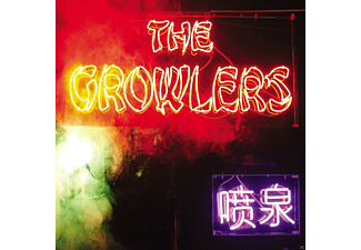 Growlers - Chinese Fountain - (CD)