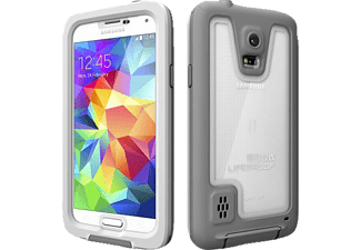 LIFEPROOF fré, Samsung, Backcover, Galaxy S5, Polycarbonat, Weiß