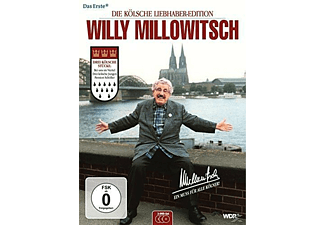 Willy Millowitsch - Köln Box (Kölsche Edition) [DVD]