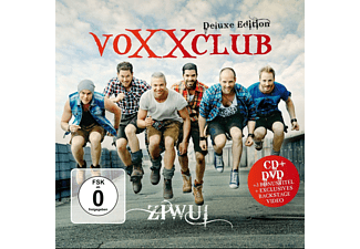 Voxxclub - Ziwui (Deluxe Edition) - (CD + DVD)