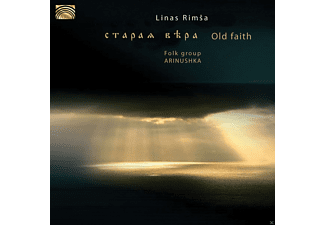 Linas Rimsa, Folk Group Arinushka - Old Faith [CD]