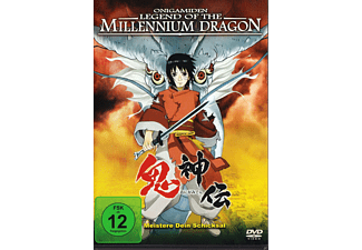 Onigamiden - Legend Of The Millennium Dragon [DVD]