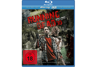 The Running Dead 3D [3D Blu-ray]