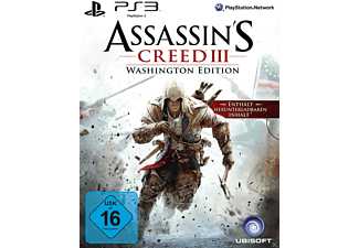 Assassin's Creed III (Washington Edition) - PlayStation 3