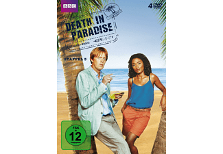 Death in Paradise - Staffel 3 - (DVD)