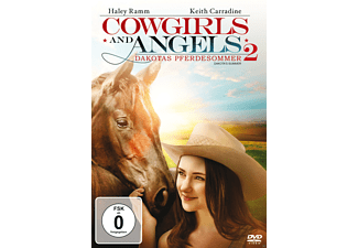 Cowgirls and Angels 2 - Dakotas Pferdesommer [DVD]