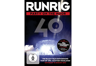 Runrig - Party On The Moor (The 40th Anniversary Concert) [DVD]