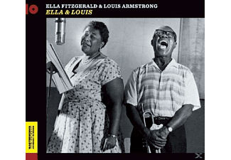Ella Fitzgerald, Louis Armstrong - Ella And Louis - (CD)
