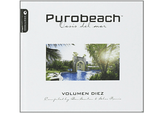 VARIOUS - Purobeach Volumen Diez - (CD)