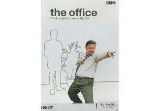 THE OFFICE - STAFFEL 2 [DVD]