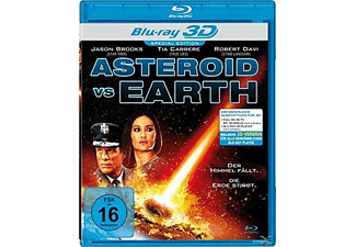 Asteroid vs. Earth [3D Blu-ray]