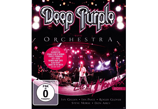 Deep Purple - Live At Montreux 2011 [Blu-ray]