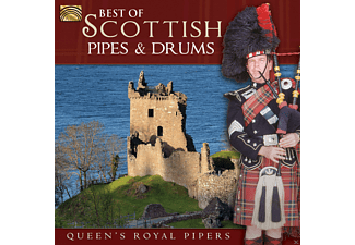 The Queen's Royal Pipers - Best Of Scottish Pipes & Drums [CD]