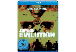 ZOMBIE EVOLUTION - (Blu-ray)