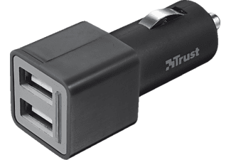 TRUST Car Charger with 2 USB ports - 2x12W - (19171)