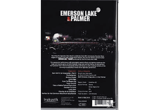 Emerson, Lake & Palmer - 40th Anniversary Reunion Concert - High Voltage Festival [DVD]