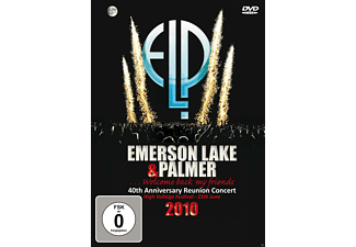 Emerson, Lake & Palmer - 40th Anniversary Reunion Concert - High Voltage Festival - (DVD)