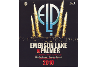 Emerson, Lake & Palmer - 40th Anniversary Reunion Concert - High Voltage Festival - (Blu-ray)
