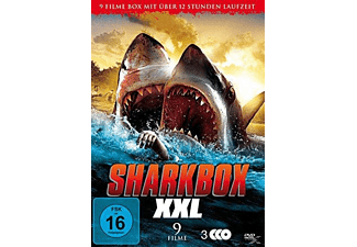 SHARKBOX XXL [DVD]