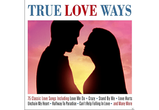VARIOUS - True Love Ways [CD]