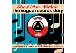 VARIOUS - Good For Nothing'-Vogue Records Story 1956-62 - (CD)