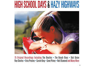 VARIOUS - Highschool Days & Endless - (CD)