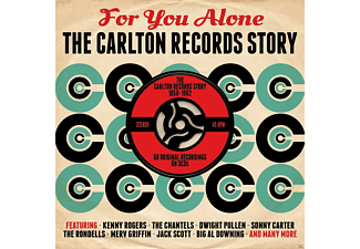 VARIOUS - For You Alone-Carlton - (CD)