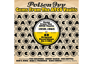 VARIOUS - Poison Ivy / Gems From The Acto Vaults - (CD)