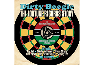 VARIOUS - Dirty Boogie-Fortune Records Story - (CD)