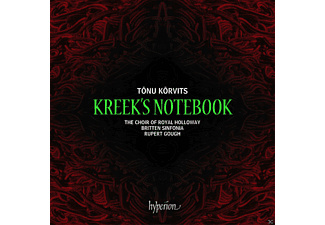 Choir Of Royal Holloway, Britten Sinfonia - Kreeks Notebook - (CD)