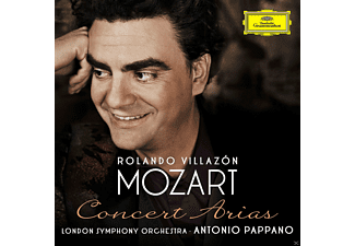 Rolando Villazon, London Symphony Orchestra - Mozart - (CD)