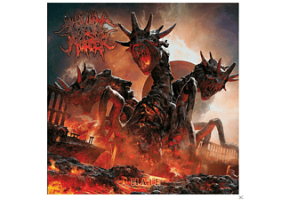 Thy Art Is Murder - Hate - (CD)