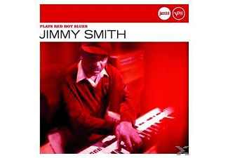 Jimmy Smith - Plays Red Hot Blues (Jazz Club) - (CD)