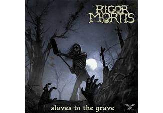 Rigor Mortis - Slaves To The Grave - (Vinyl)