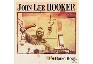 John Lee Hooker - I'm Going Home - (Vinyl)