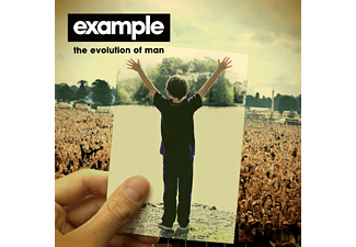 Example - The Evolution Of Man - (CD)
