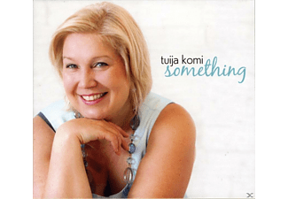 Tuija Komi - Something - (CD)