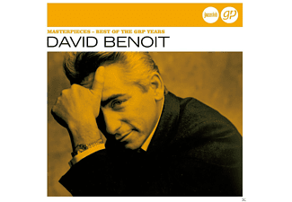 David Benoit - Masterpieces-Best Of The Grp Years (Jazz Club) [CD]